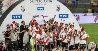 River Plate se consagró campeón al golear a Racing