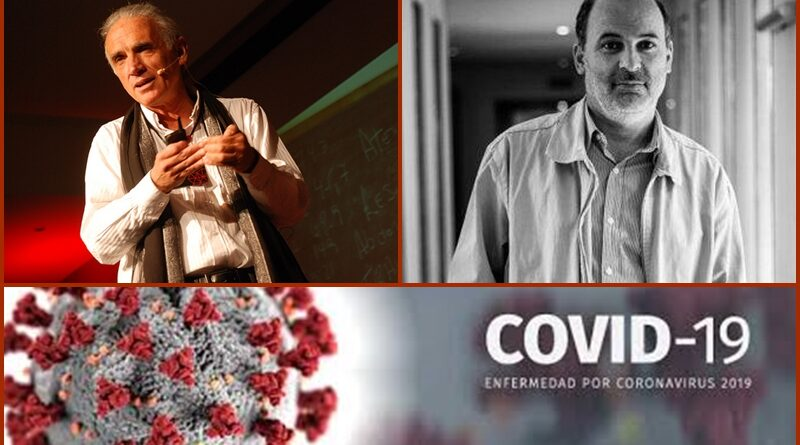 Covid 19 en Córdoba y el país, la editorial del periodista de los SRT Jorge Vasalo con un invitado de lujo, el Doctor Carlos Pecas Soriano.