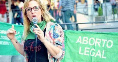 Analía Iraola Secretaria General de «Todos Somos Patria», la versión joven del buen Peronismo